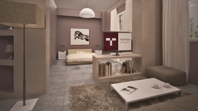 Apartment Renovation in Athens