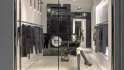 NV Clothes Store in Heraklion Crete
