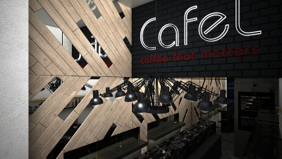 Cafel Cafe in Petroupoli